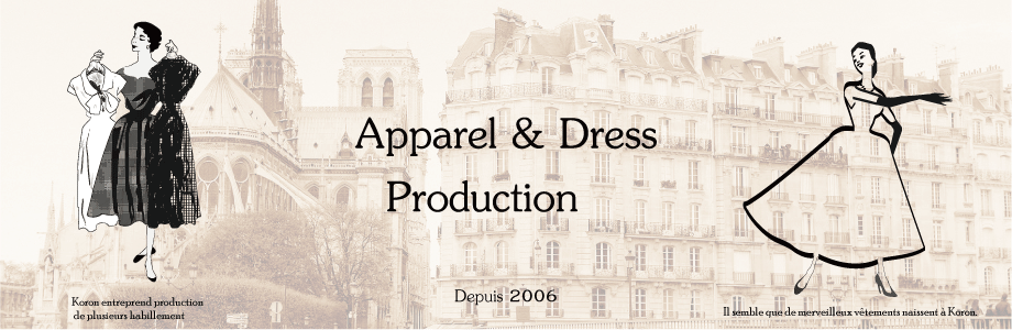 Apparel & Dress Production